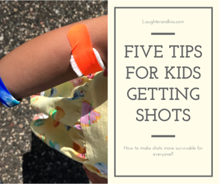 five tips for shots