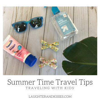 summer time travel tips