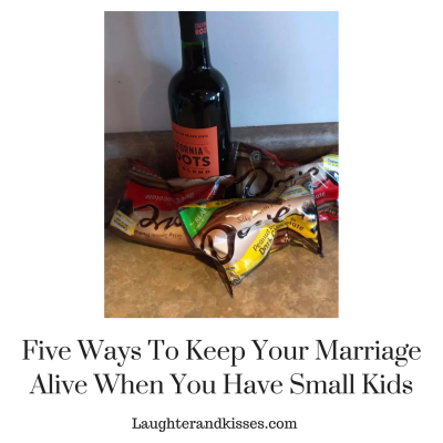Five ways to keep your marriage alive when you have small kids2