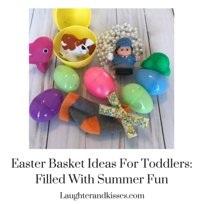 Fun [Non-Candy] Easter Baskets Ideas For Kids-eggs