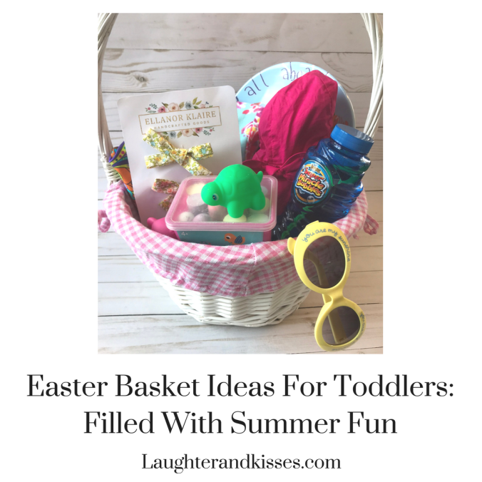 Fun [Non-Candy] Easter Baskets Ideas For Kids2