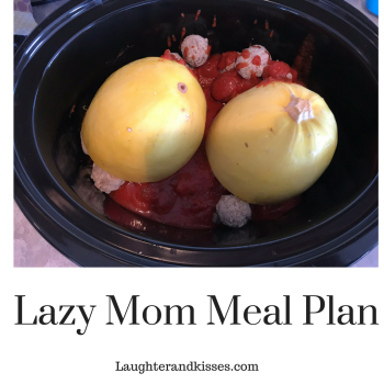 Lazy Mom Meal Plan4
