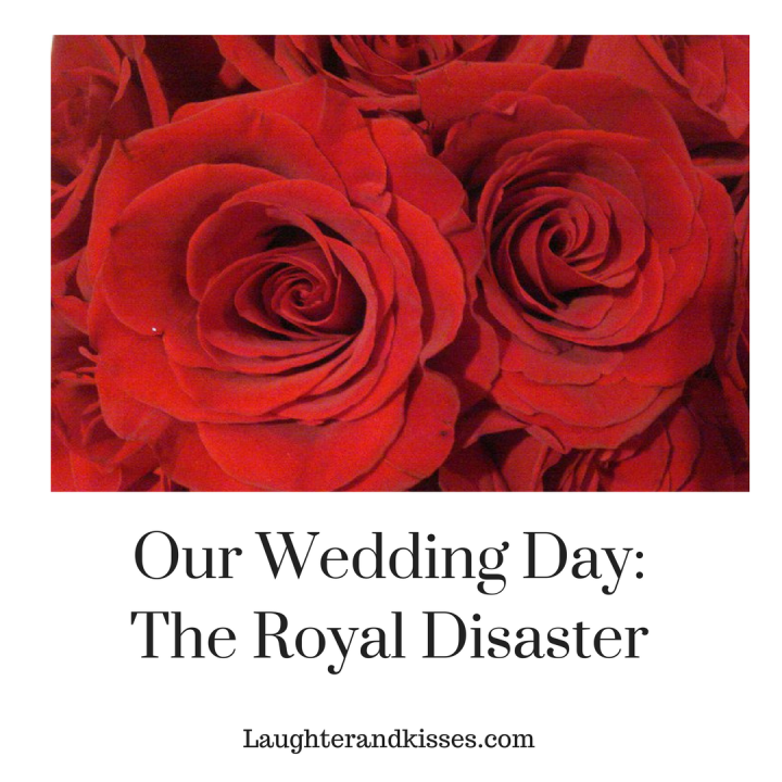 Our Wedding Day_ The Royal Disaster
