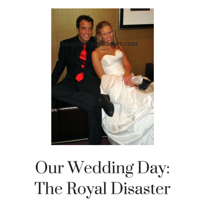 Our Wedding Day_ The Royal Disaster5