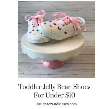 Toddler Jelly Bean Shoes For Under $10