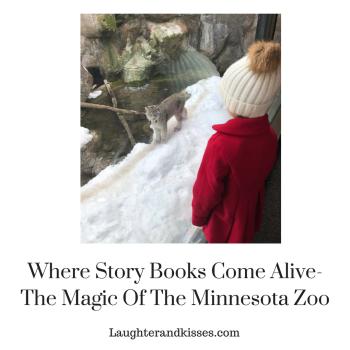 Where Story Books Come Alive- The Magic Of The Minnesota Zoo