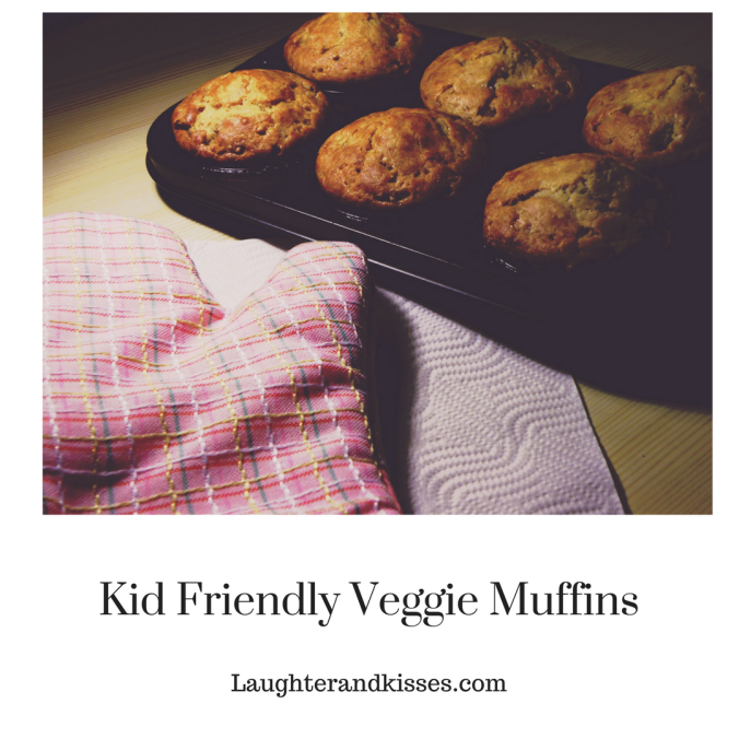 Kid Friendly Veggie Muffins
