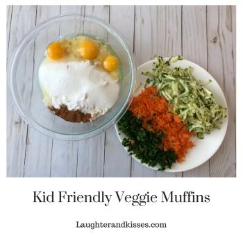 Kid Friendly Veggie Muffins3