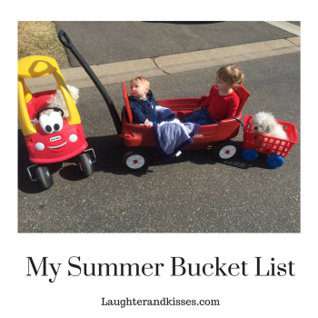 My Summer Bucket List2