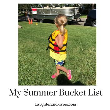 My Summer Bucket List6