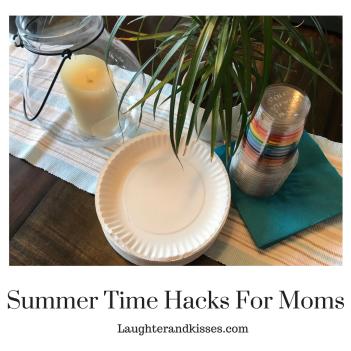 Summer Time Hacks For Moms0