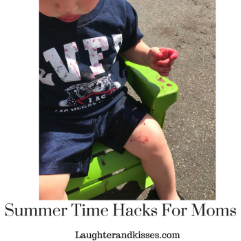 Summer Time Hacks For Moms14