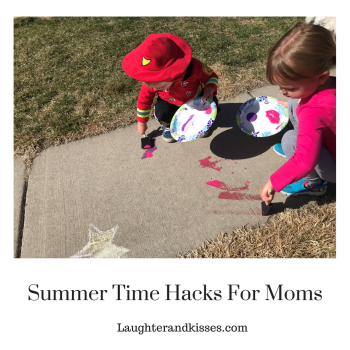 Summer Time Hacks For Moms2
