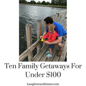 Ten Family getaways for under $1002