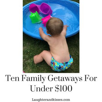 Ten Family getaways for under $1003