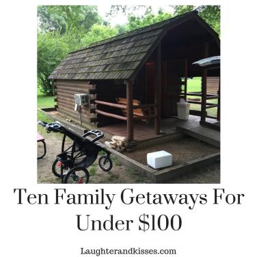 Ten Family getaways for under $1007