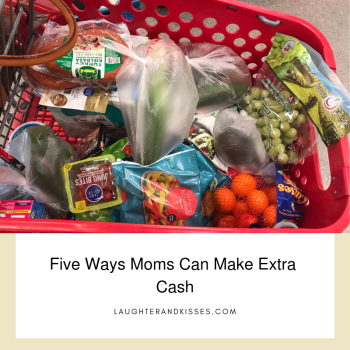 Five Ways Moms Can Make Extra Cash4