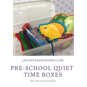 Pre-school Quiet time Boxes3