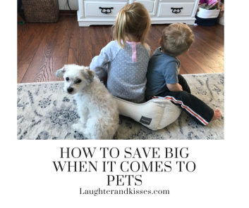 How to save big when it comes to pets