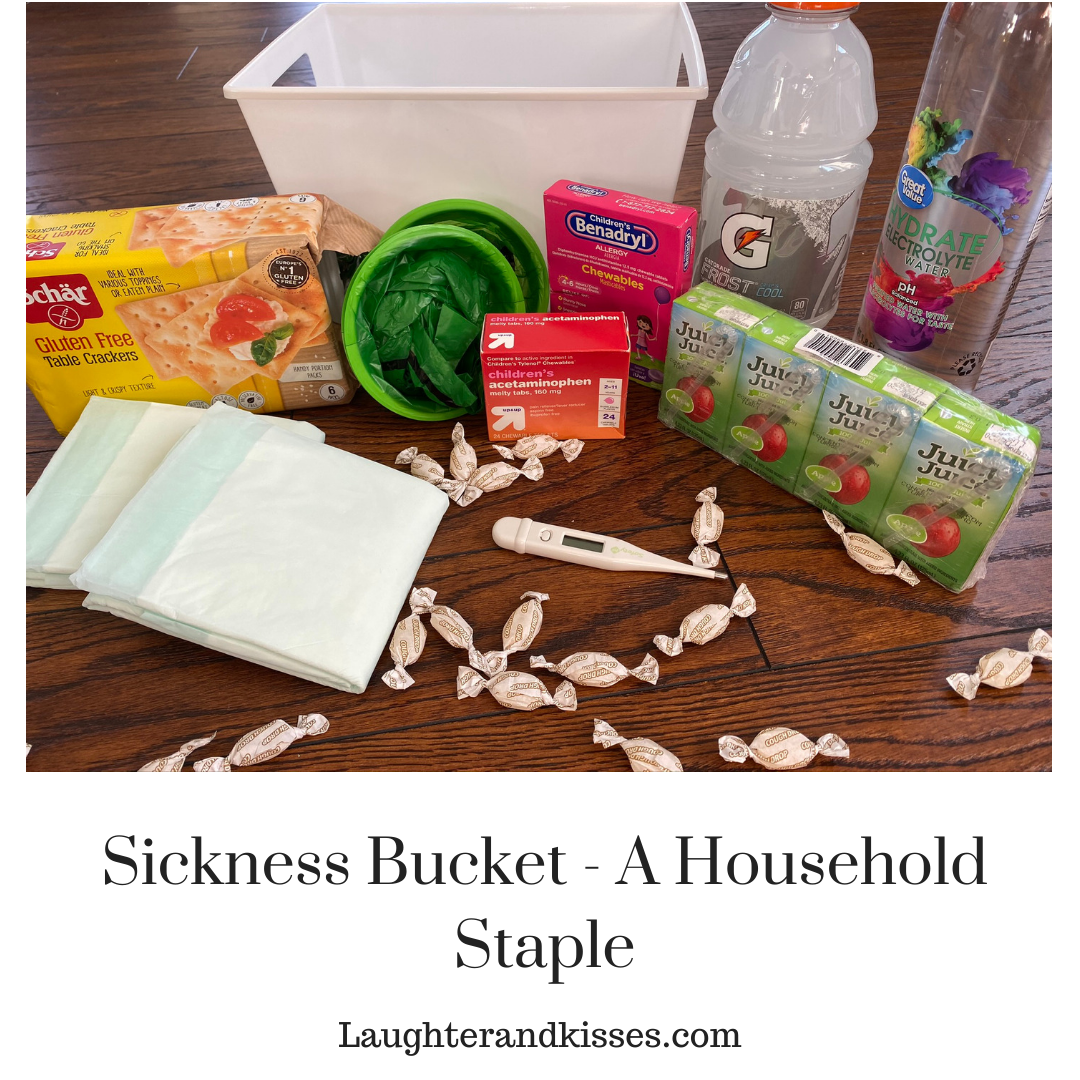 sickness bucket